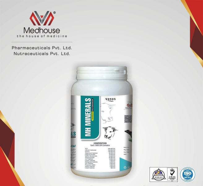 MH Minerals - 01 KG